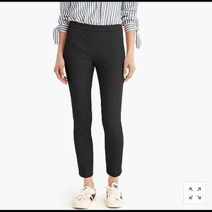 {J. Crew} Martie black pant size 6T!